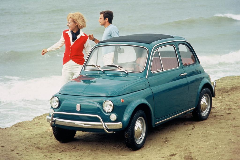 Von Mäusen und Menschen, der Fiat 500