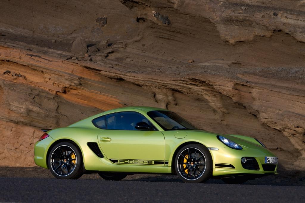 Vorstellung: Porsche Cayman R - Purismus aus Zuffenhausen