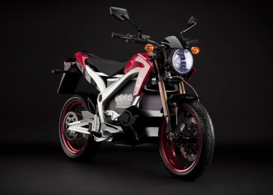 Zero hat seine Elektromotorräder weiter verbessert
