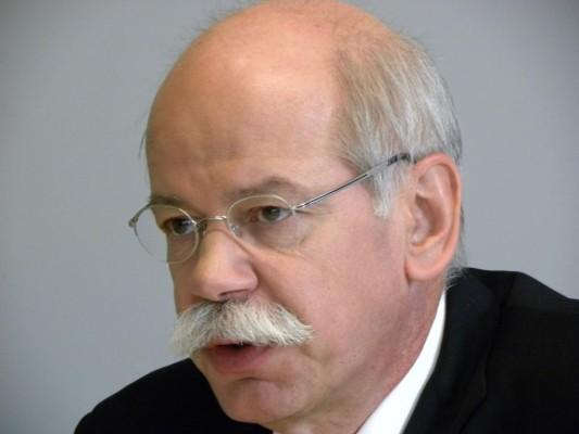 Zetsche: Daimler hat ein glänzendes Comeback hingelegt