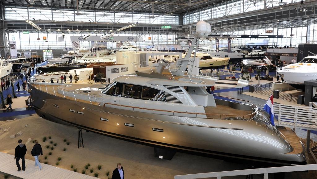 boot 2011: Weltgrößte Yacht- und Wassersportmesse schließt positiv
