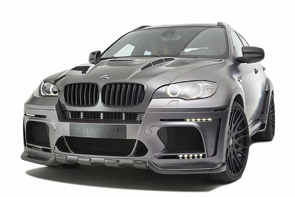 ''Tycoon'' mit 670 PS: Hamann knöpft sich den BMW X6 M vor