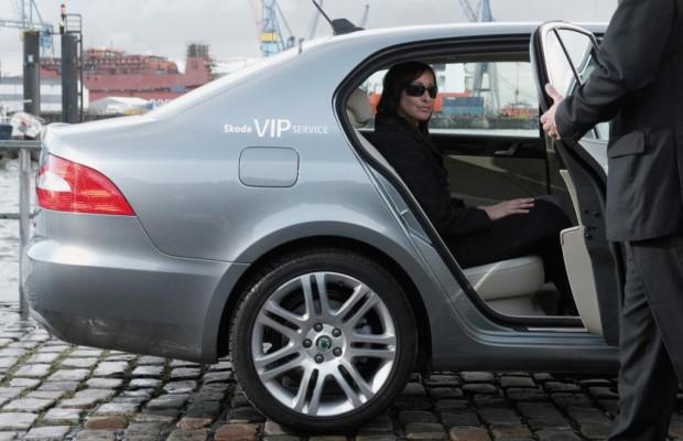Škoda ist Fahrzeugpartner des