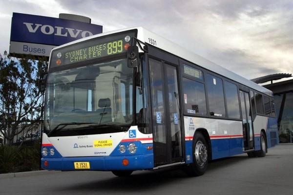 100 Volvo-Busse für Australien