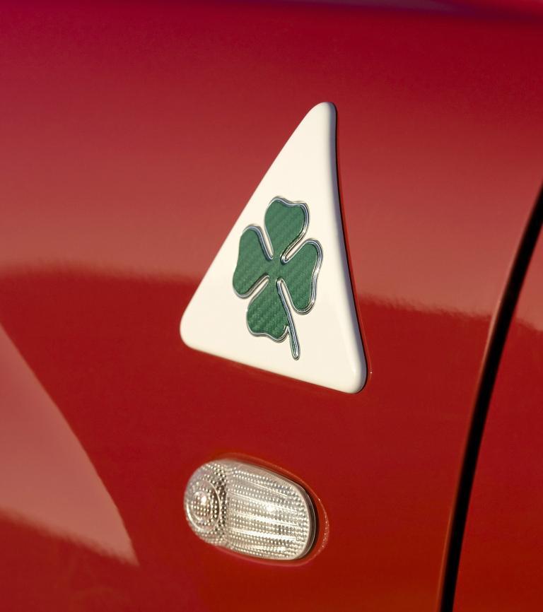 Alfa Romeo Mito Quadrifoglio Verde.