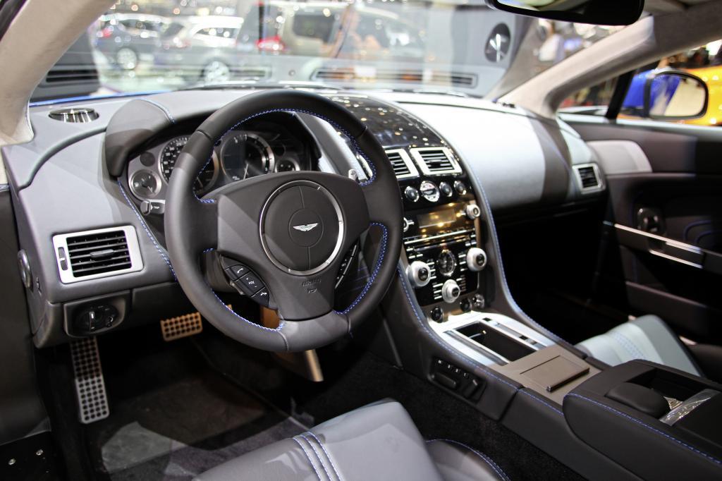 Aston Martin V8 Vantage S.