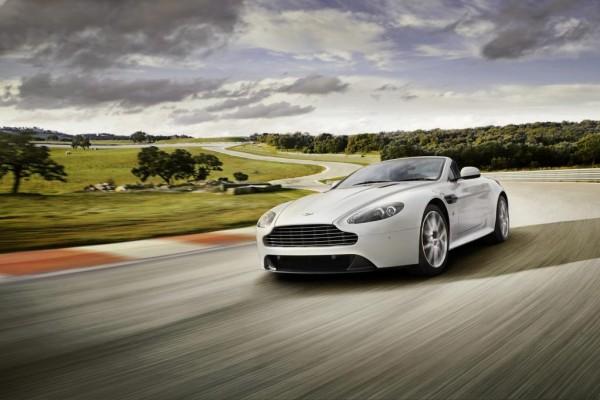 Aston Martin stellt neue Modelle in Deutschland vor