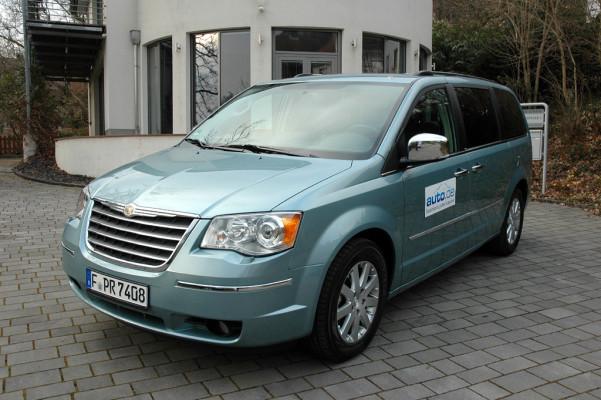 Auto im Alltag: Chrysler Grand Voyager