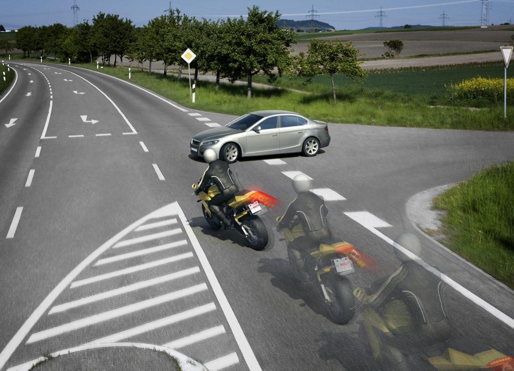 Autofahrer aufgepasst: Motorradfahrer wieder unterwegs