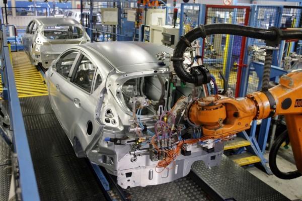 Autoindustrie auch 2011 mit Umsatzplus