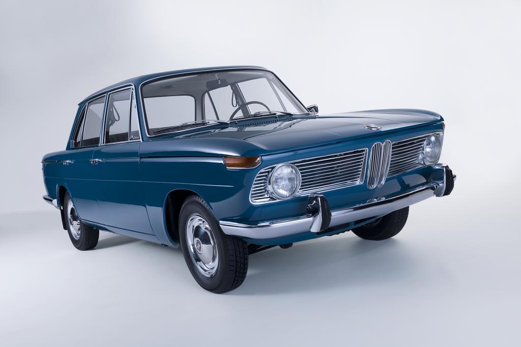 BMW 1500.