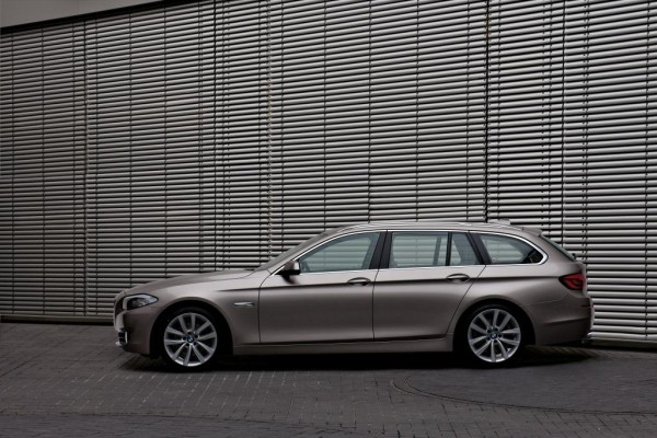 BMW 5er Touring erhält