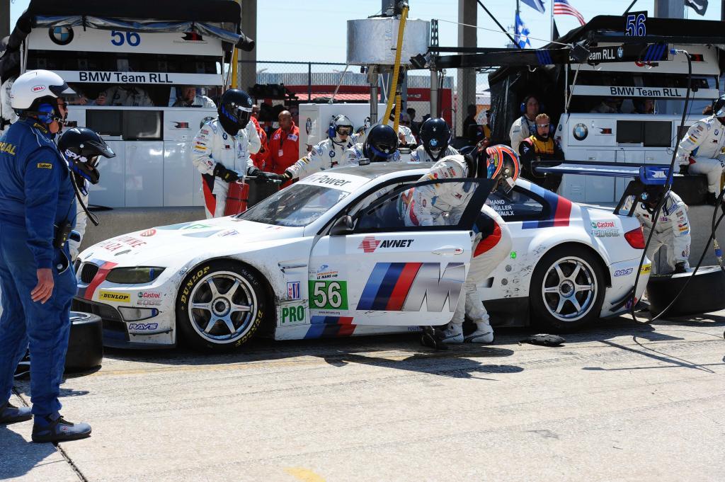BMW benennt Fahrer für Le Mans