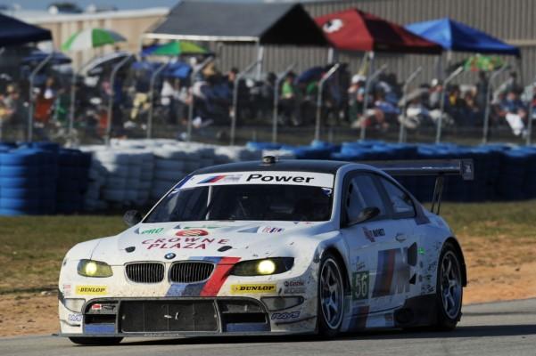 BMW feiert Doppelsieg beim 12-Stunden-Rennen von Sebring.