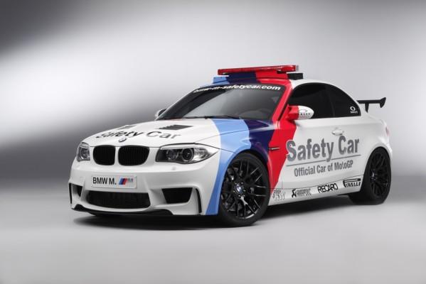BMW stellt Safety Car für MotoGP.