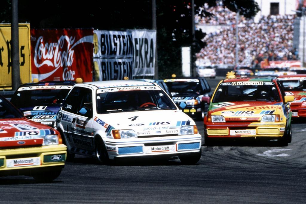 Beim Fiesta Cup starteten die Rennversionen