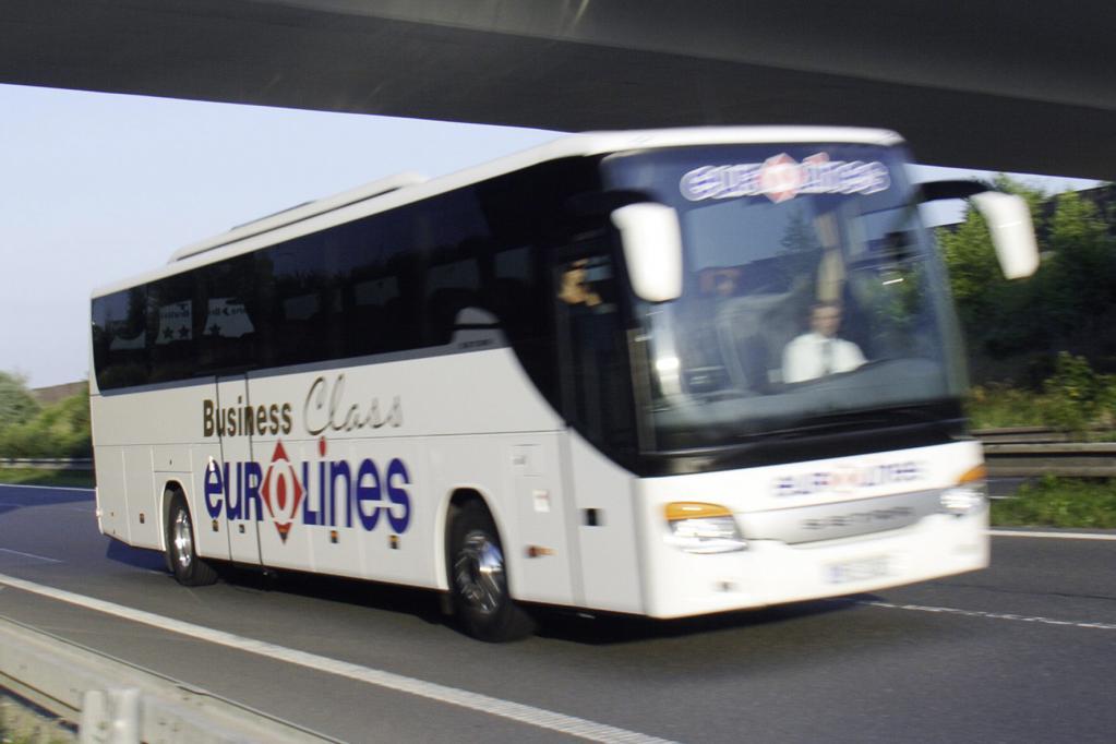 Business-Class im Bus