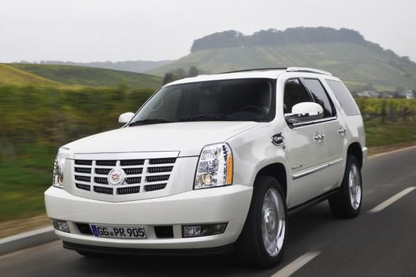 Cadillac Escalade Hybrid: Hybrid-Dino