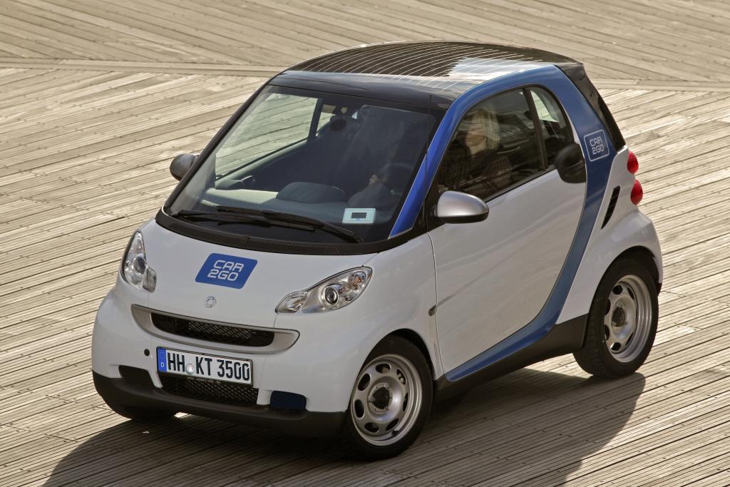 Car2go geht in die nächste Runde
