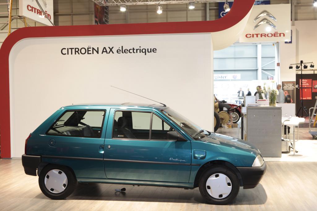 Citroën AX Electrique.