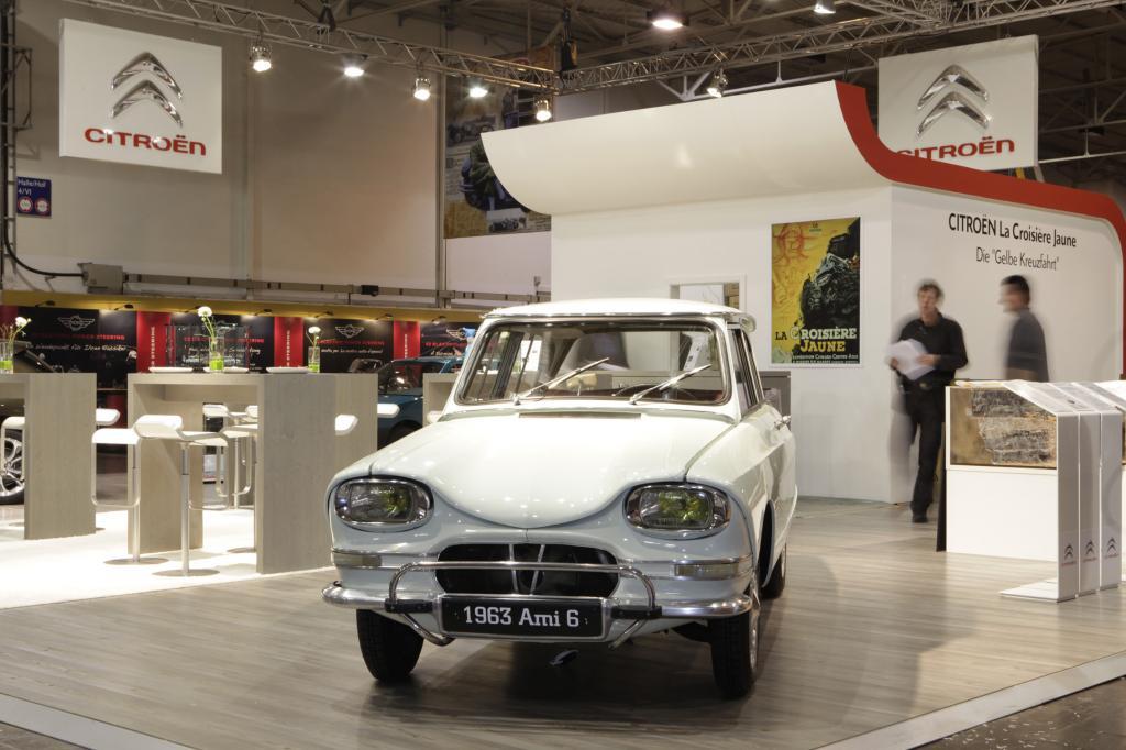 Citroën Ami 6.