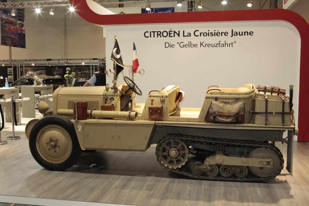 Citroën. C4 Kégresse.