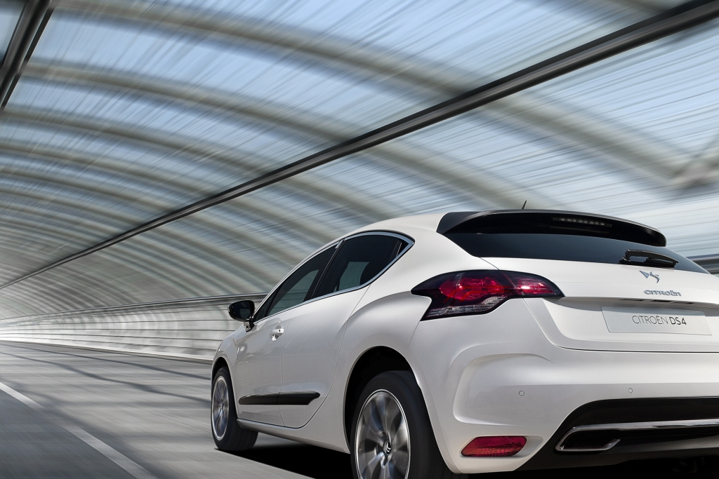 Citroen DS4 - Die schicke Alternative