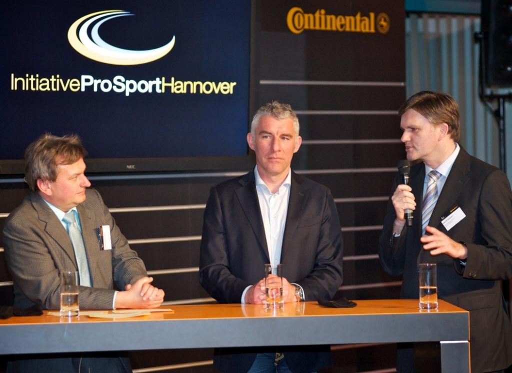 Continental unterstützt Leistungssport rund um das Hauptquartier