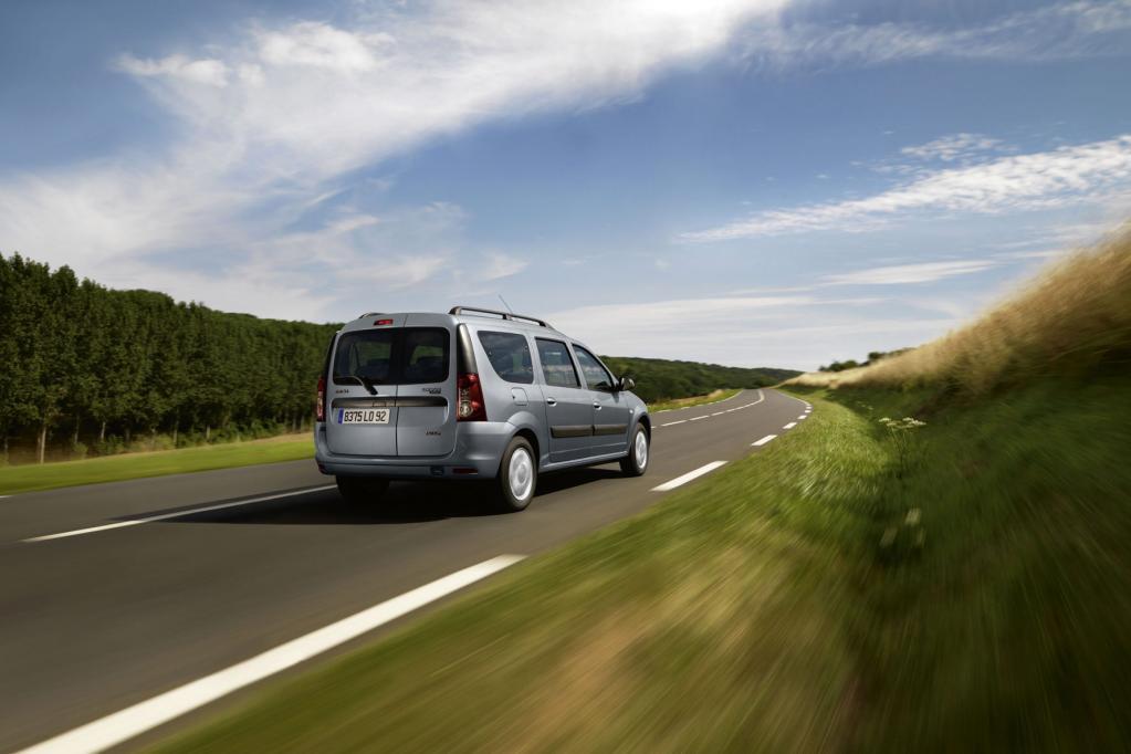 Dacia bringt zwei neue Vans auf den Markt