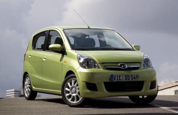 Daihatsu: Fünf Jahre Garantie für alle Modelle