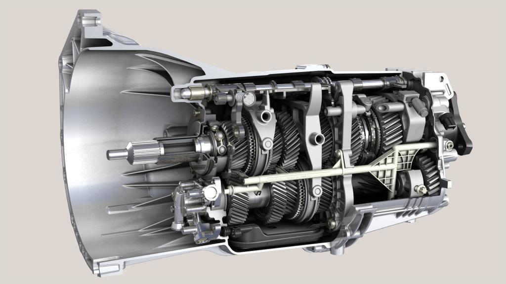 Das ZF 6-Gang-Schaltgetriebe ist bei BMW mit einer Start-Stopp-Automatik kombiniert.