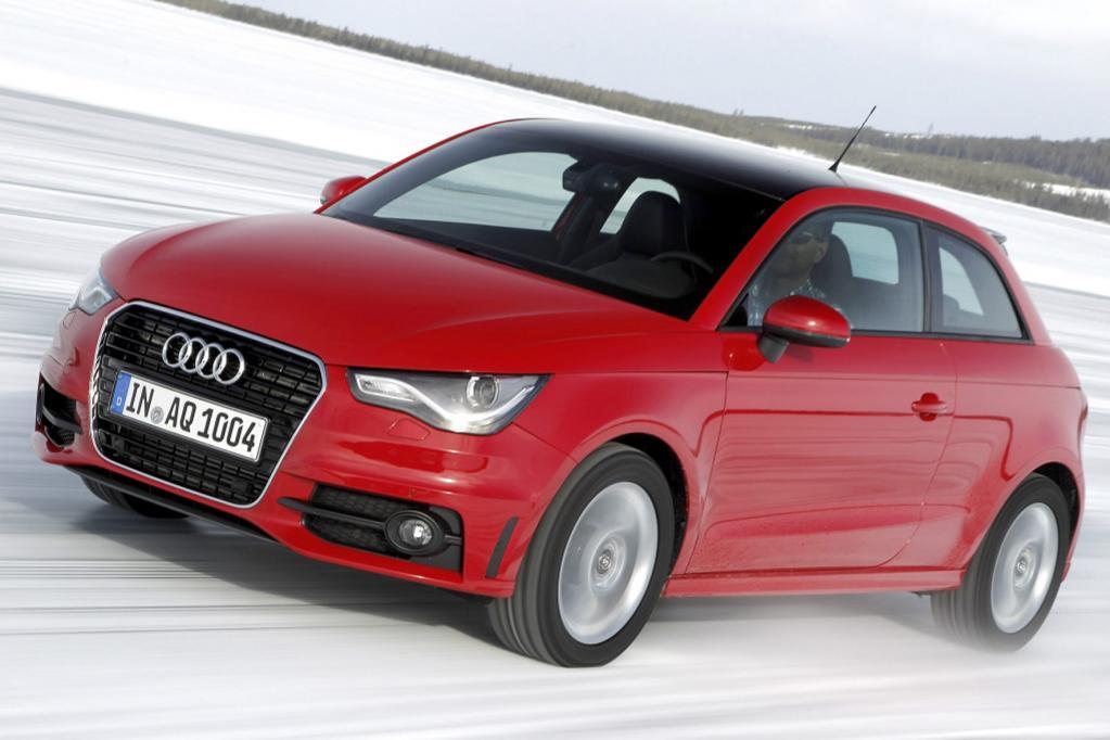 Der Audi A1 soll bald auch als Allrader zu haben sein.