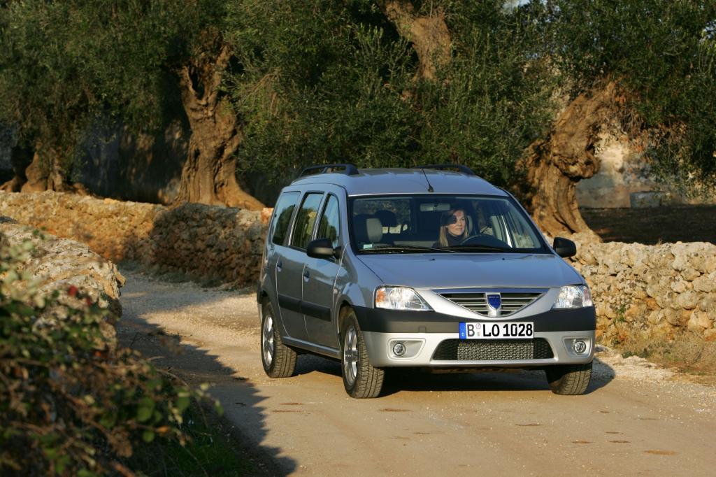 Der Dacia Logan ist eine preiswerte Alternative - nicht nur zum Gebrauchten