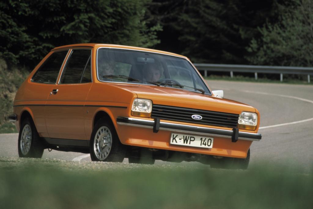 Der Ford Fiesta sollte einer der bekanntesten Kleinwagen der Welt werden
