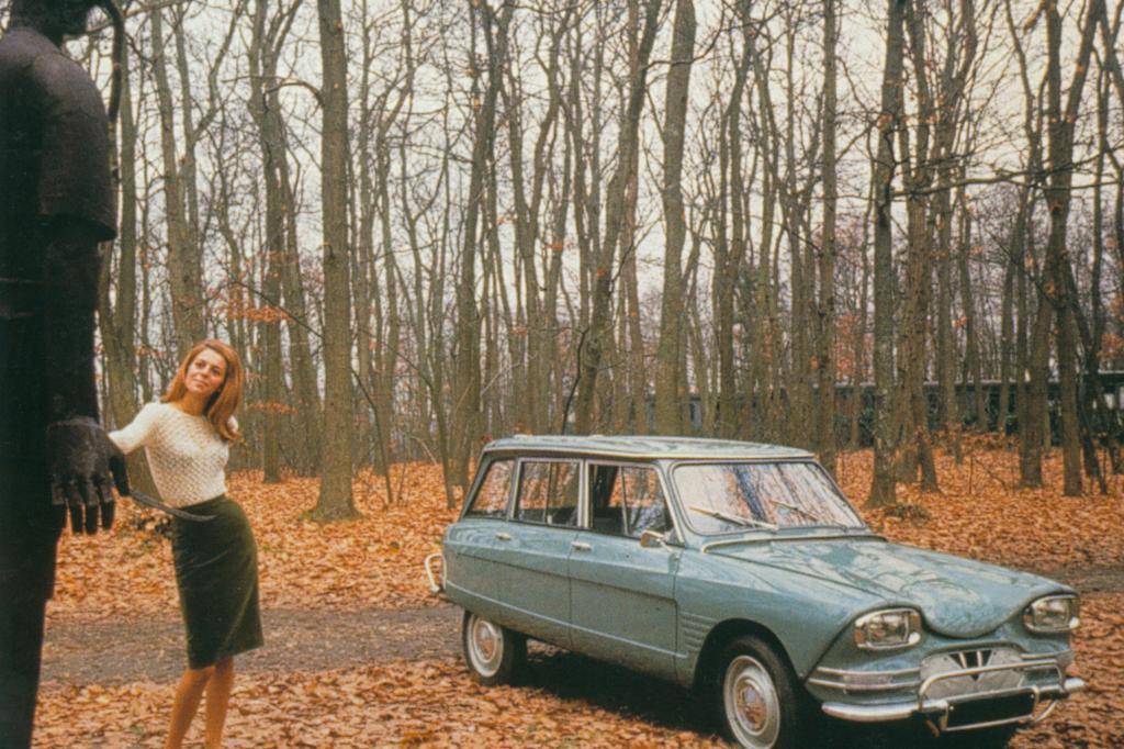 Der Kombi kam 1964
