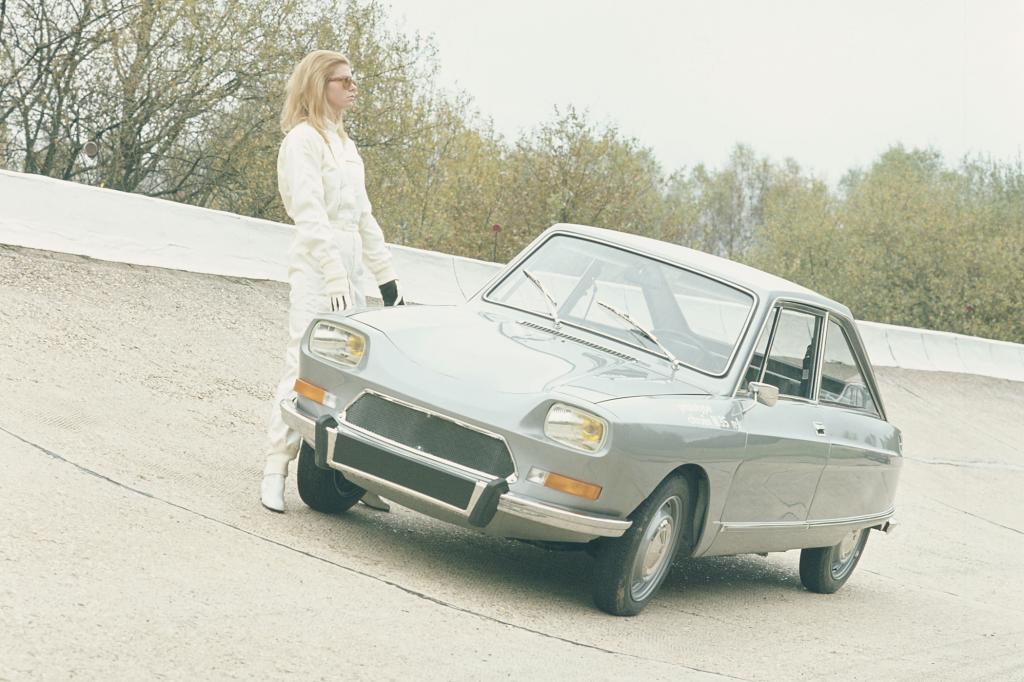 Der M35 im Jahr 1970