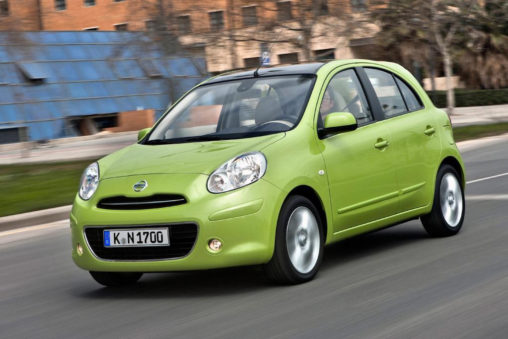 Der Nissan Micra soll den Absatz bei Nissan ankurbeln.
