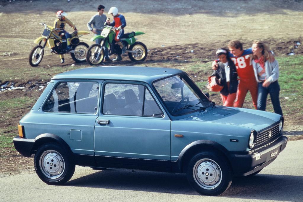 Der Siegeszug des modernen Kleinwagens mit Frontantrieb