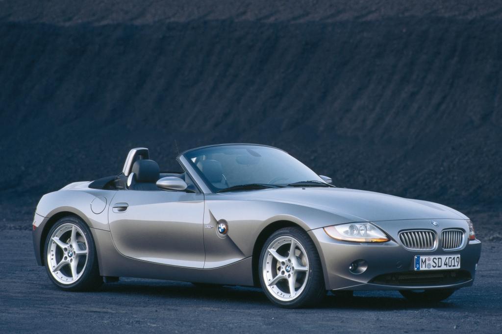 Der Z4 kommt 2003  auf den Markt