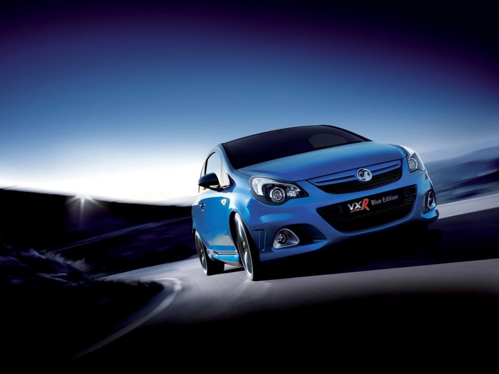 Der neue Vauxhall Corsa VXR Blue kommt in einer heißen Lackierung und stylischen Akzenten daher.
