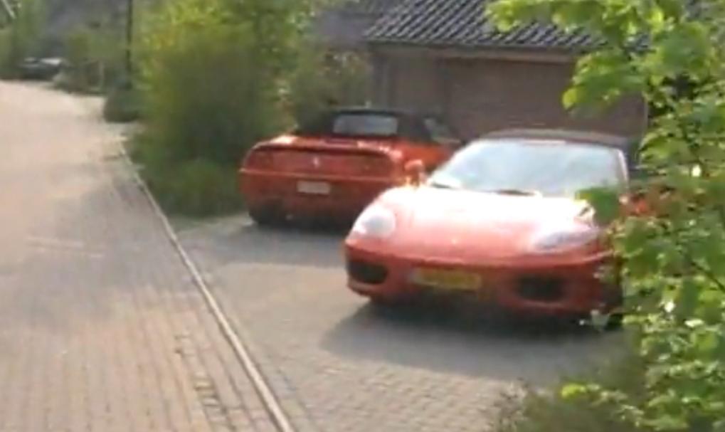 Die Stadt in der wirklich jeder Ferrari fährt