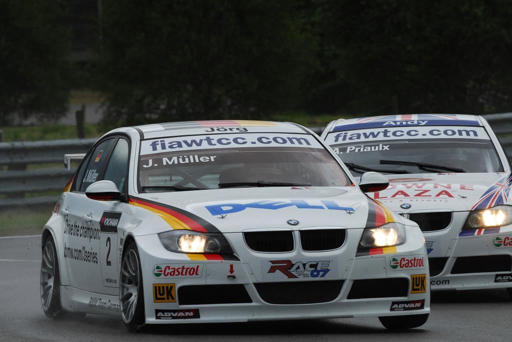 Drei Teams fahren für BMW in der DTM 2012.