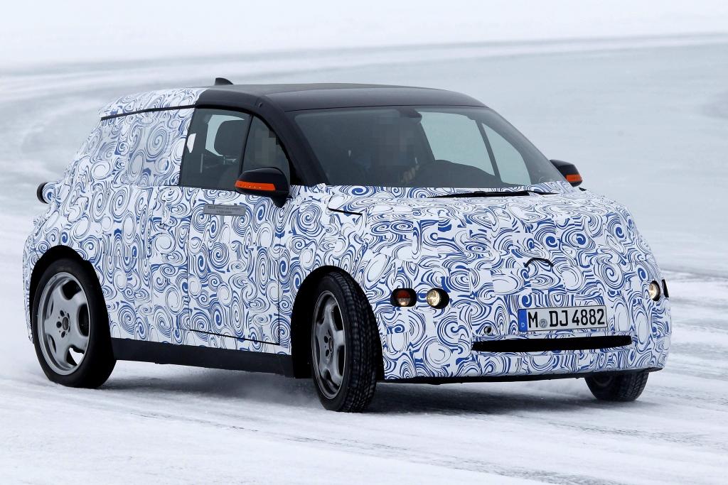 Erwischt: Erlkönig BMW i3 – Premium-Stromer im hohen Norden