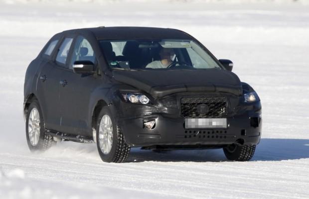 Erwischt: Erlkönig Mazda CX-5 – Geschrumpfter SUV-Zuwachs