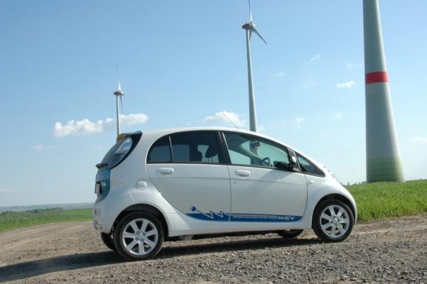 Estland erhält 507 Mitsubishi i-MiEV
