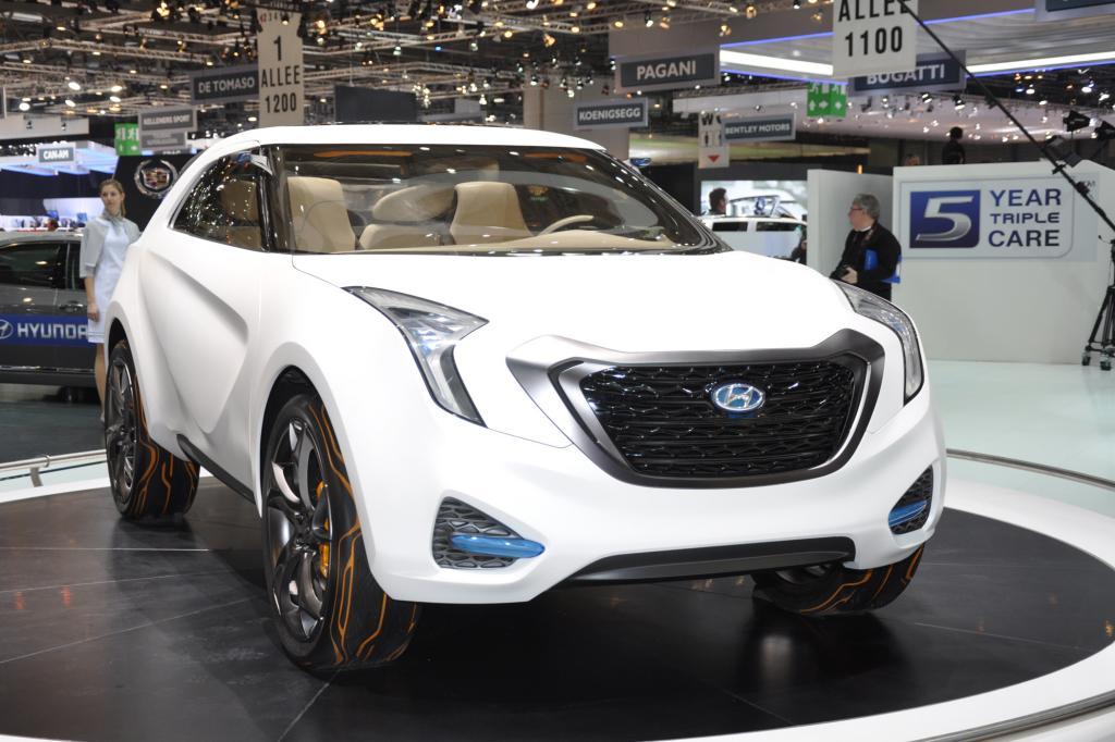 Exoten und Studien: Hyundai Curb Concept