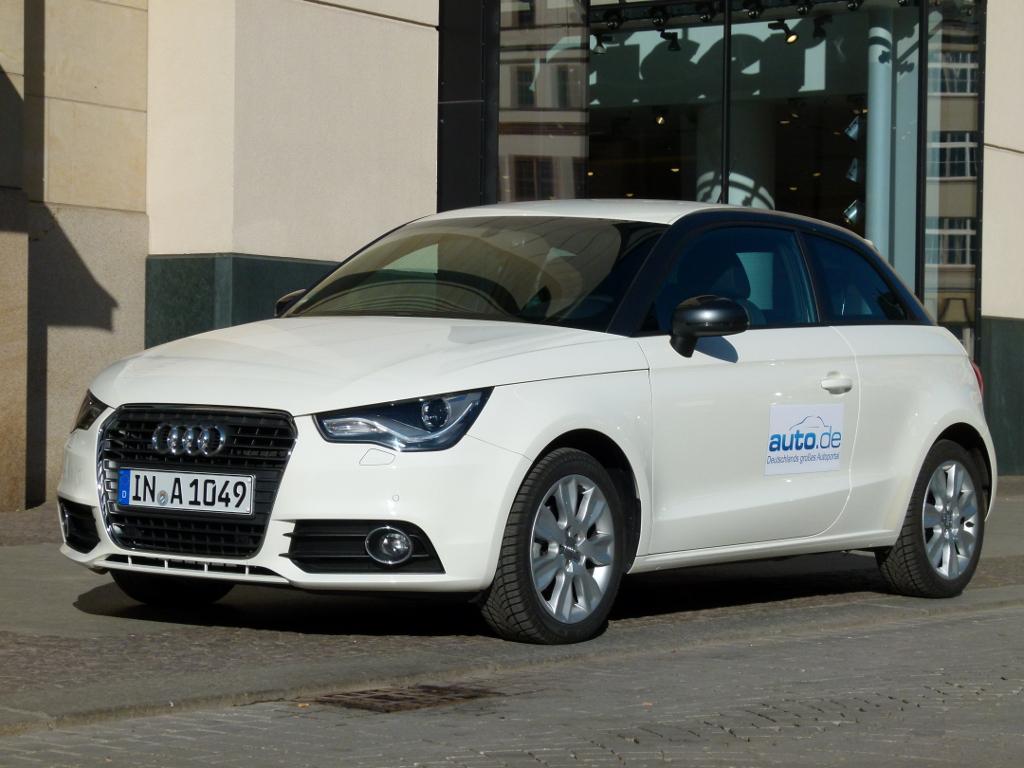 Fahrbericht Audi A1 1.2 TSFI Ambition: Premium-Anspruch auf kleinstem Raum