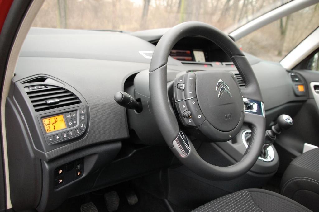 Fahrbericht Citroën C4 Picasso HDi 110 Tendance: Grand Tour auf französisch