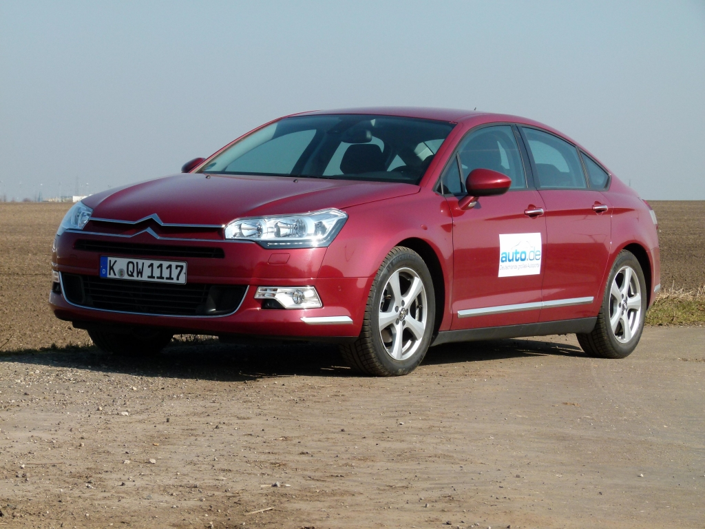 Fahrbericht Citroën C5 THP155 Automatik Tendance: Komfortable Eleganz