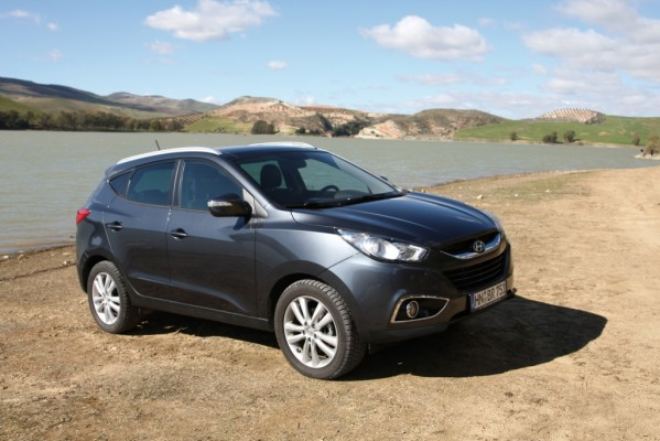 Fahrbericht Hyundai ix35 2.0 CRDi 4WD Style: Temperamentvolles SUV